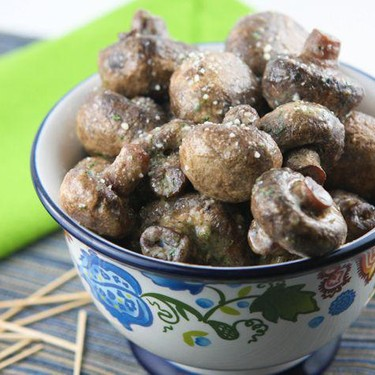 Buttery Ranch Mushroom Bites Recipe   SideChef