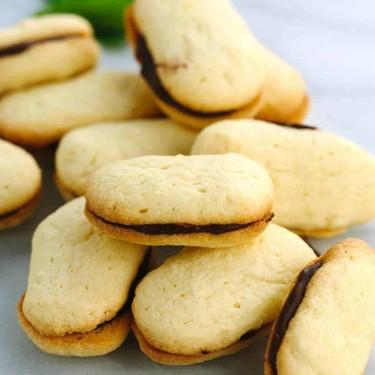 Homemade Mint Chocolate Milano Cookies Recipe | SideChef