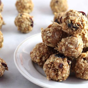 Almond Oatmeal No Bake Energy Bites Recipe   SideChef