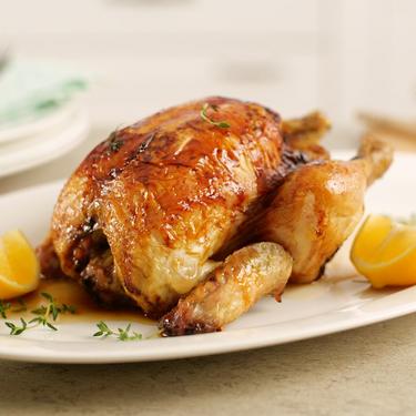 Honey & Lemon Chicken Filled with Zucchini Recipe   SideChef