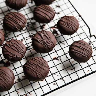 Coconut and Dark Chocolate Peppermint Patties Recipe   SideChef