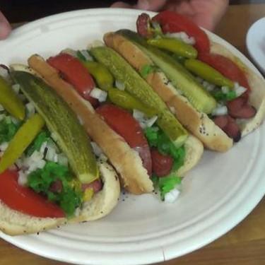 Chicago Style Hot Dog Recipe   SideChef