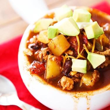 Healthy Turkey Chili Recipe | SideChef