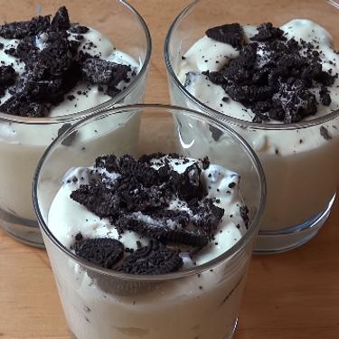 Cookies and Cream Dessert Cups Recipe | SideChef