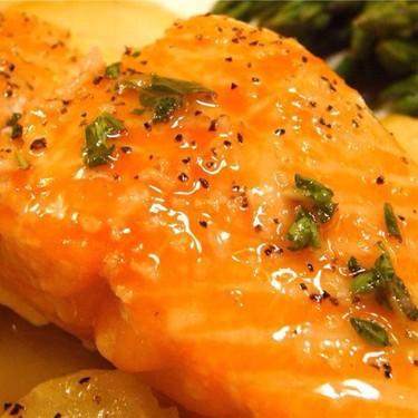 Orange Salmon Recipe | SideChef