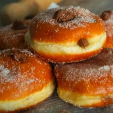 Bomboloni (Homemade Nutella Donuts) Recipe   SideChef