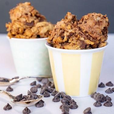 Vegan Chocolate Chip Cookie Dough Recipe | SideChef