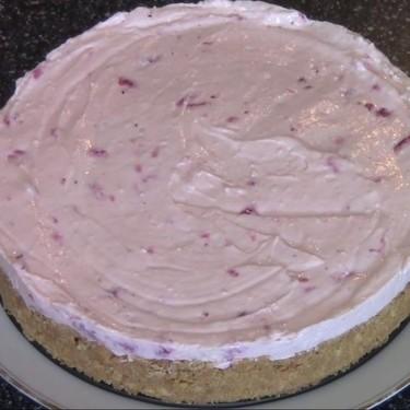 No Bake Strawberry Cheesecake Recipe   SideChef
