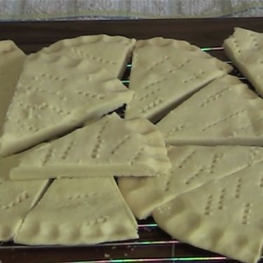 Christmas Shortbread Cookies Recipe | SideChef