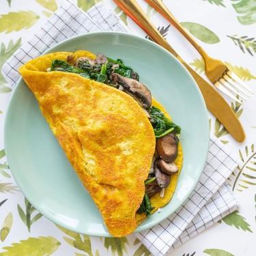 Vegan Tofu Omelette Recipe   SideChef