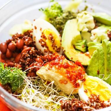 Veggie Quinoa Bowls (Buddha Bowls) Recipe | SideChef