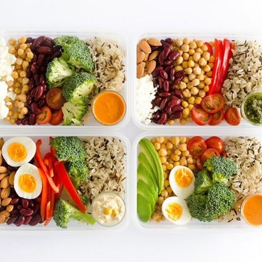 Mix & Match Meal Prep Recipe | SideChef