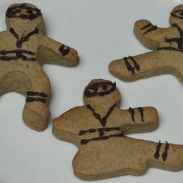 Ninja Gingerbread Men Recipe | SideChef