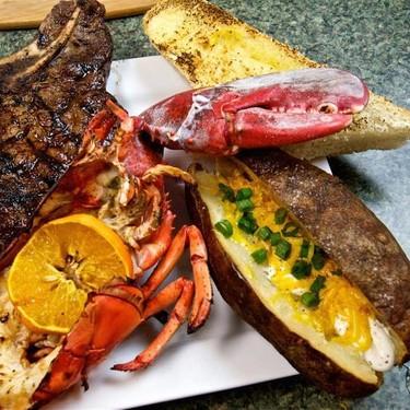 Steak and Tangerine Lobster Recipe   SideChef