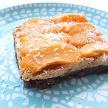Raw Apricot Chocolate Tart Recipe | SideChef