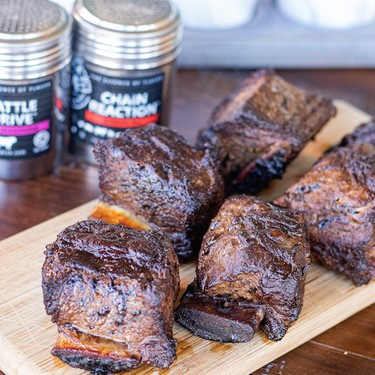 Smoked Short Ribs Recipe | SideChef