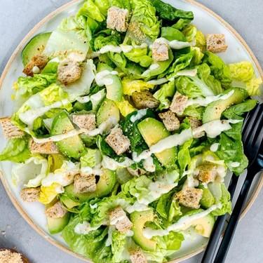 Vegan Caesar Salad Recipe | SideChef