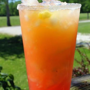 Sugar Sunset Margaritas with Fresh Citrus Juice Recipe   SideChef