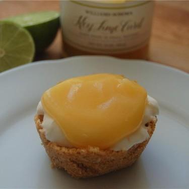 Creme Fraiche Cheesecake with Key Lime Curd Recipe | SideChef