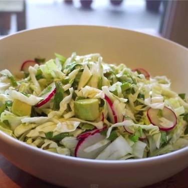 Mexican Summer Coleslaw Recipe | SideChef