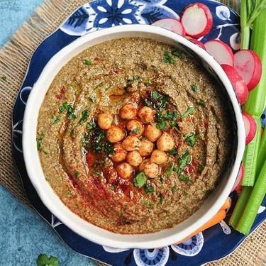 Smoky Chipotle Hummus Recipe   SideChef