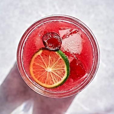 Sour Cherry Gin Limeade Recipe   SideChef