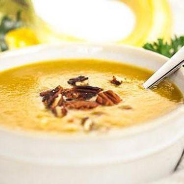 Maple and Butternut Squash Soup Recipe | SideChef