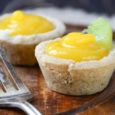 Tropical Passion Fruit Tartlets Recipe | SideChef