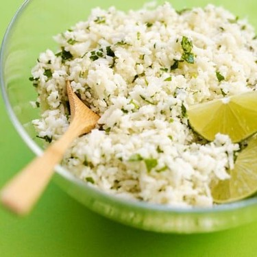 Chipotle Copycat Cauliflower Rice Recipe | SideChef