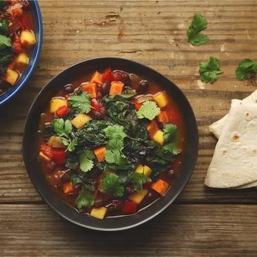 Brazilian Black Bean Stew with Tortillas Recipe   SideChef