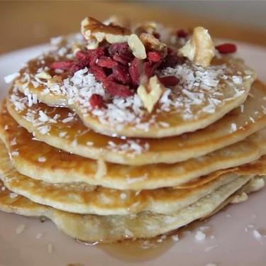 Vegan Banana Pancake Recipe   SideChef