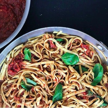 Pasta Puttanesca Recipe   SideChef