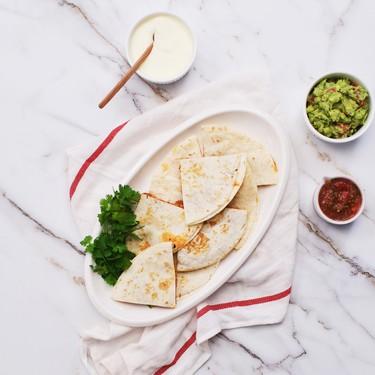Barbecue Chicken Quesadillas Recipe | SideChef