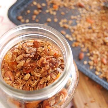 Maple Cinnamon Granola Recipe   SideChef