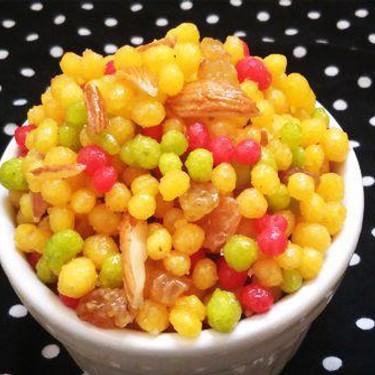 Sweet Boondhi Recipe | SideChef