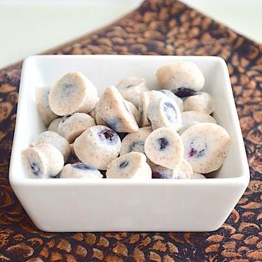 Frozen Yogurt Blueberries Recipe | SideChef
