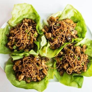 Vegan Thai Peanut Lettuce Wraps Recipe   SideChef