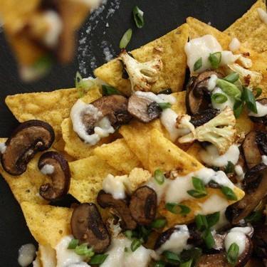 Meatless Healthy Nachos Recipe   SideChef