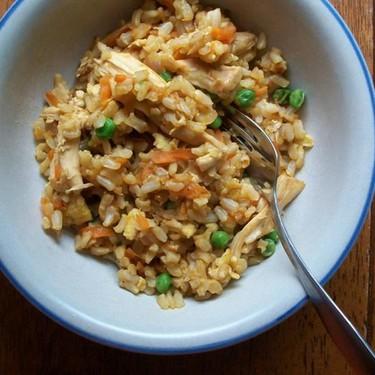 Chicken Fried Rice Recipe | SideChef