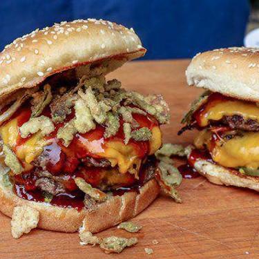 Barbecue Smash Burger Recipe | SideChef