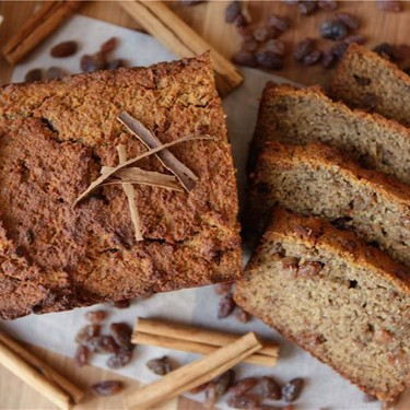 Paleo Raisin Bread Recipe | SideChef