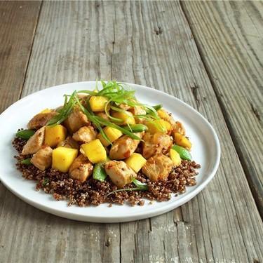 Chili Mango Chicken Recipe   SideChef