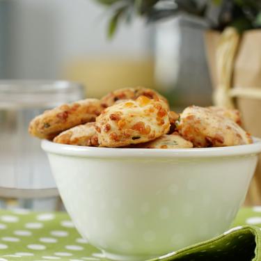 Three Ingredient Cheese Scones Recipe | SideChef