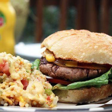 Portobello Burgers Recipe | SideChef