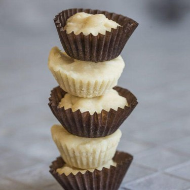 Almond Fudge Cups Recipe   SideChef