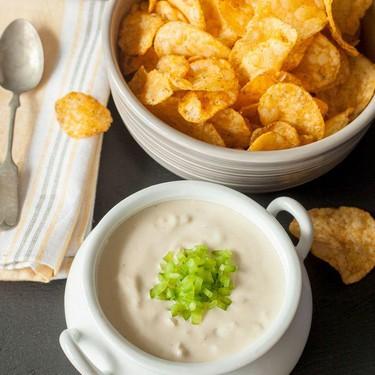 Vegan French Onion Dip Recipe   SideChef