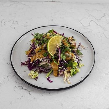 Thai-Style Chicken Salad Recipe | SideChef