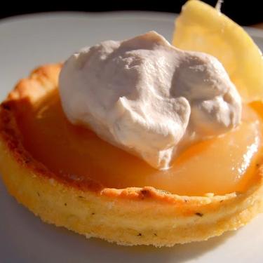 Just Jan's Meyer Lemon Tart Recipe | SideChef