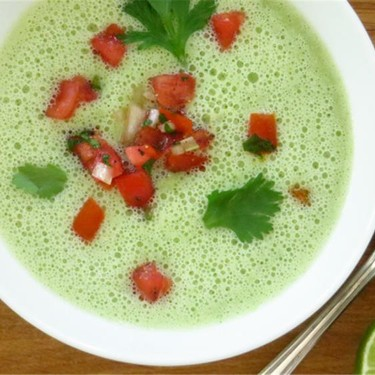 Chilled Cucumber Soup Recipe | SideChef