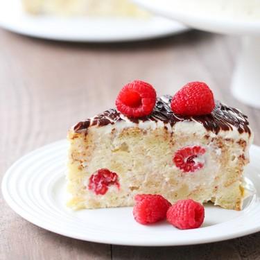 Raspberry 'Piece of Cake' Cake Recipe   SideChef